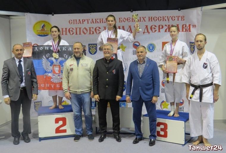 Дюжина тайшетских спортсменов вернулась из Тольятти