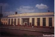 Благодаря абаканскому пути Тайшет стал перекрестком четырех магистралей
