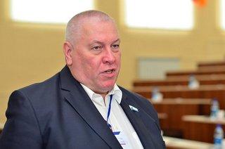 Сергей Шишкин – о годовщине губернаторства Сергея Левченко: «Паззлы лежат не совсем ровно, надо подправить»