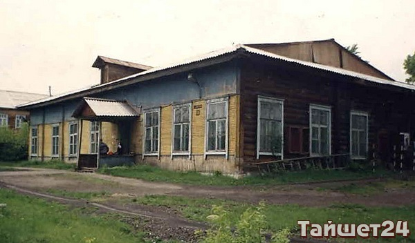 Улица Советская, д.14. В 1912-1914 гг. здесь располагалось двухклассное министерское училище.