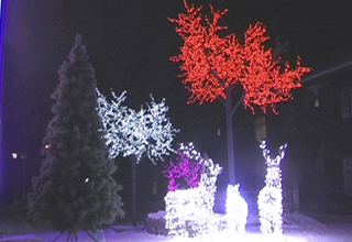 Дерзайте! Администрация города объявила конкурс «Тайшет новогодний»