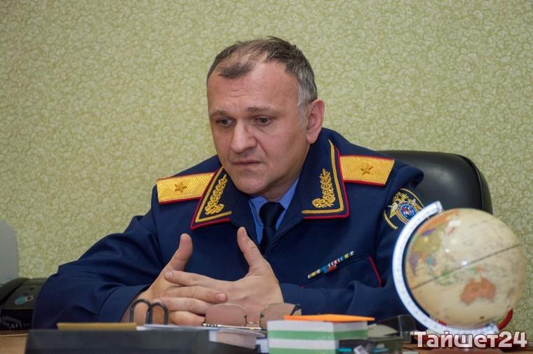 К руководителю СКР по Иркутской области обратились 13 жителей Тайшетского района