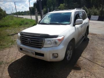 Тайшетские полицейские задержали авто, находившееся в розыске по линии Интерпола
