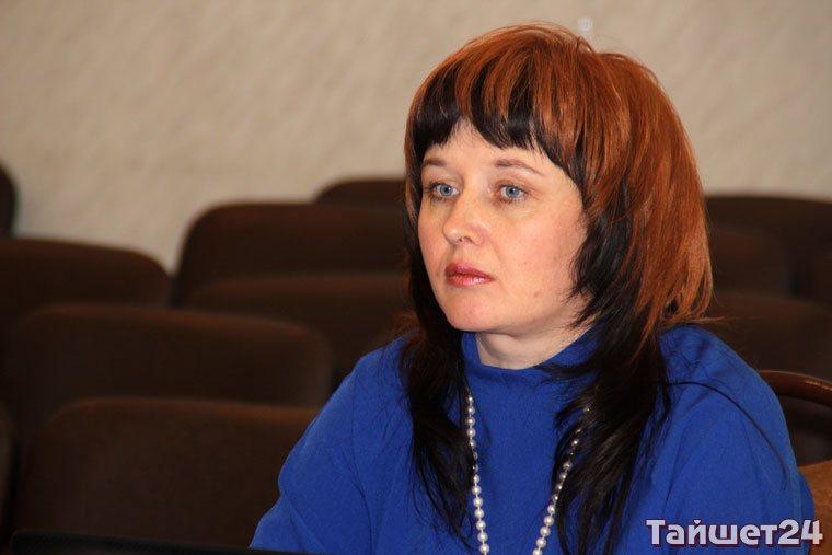 Светлана Лаврова возглавила аппарат Думы Тайшетского района