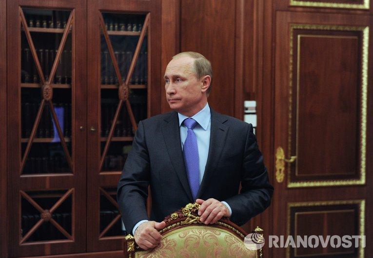 Владимир Путин стал человеком года