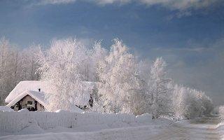 В понедельник утром в Тайшете -37 °С. Мороз отпустит уже завтра