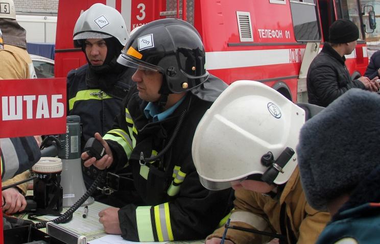 Пятеро детей и их мать погибли на пожаре в Татарстане