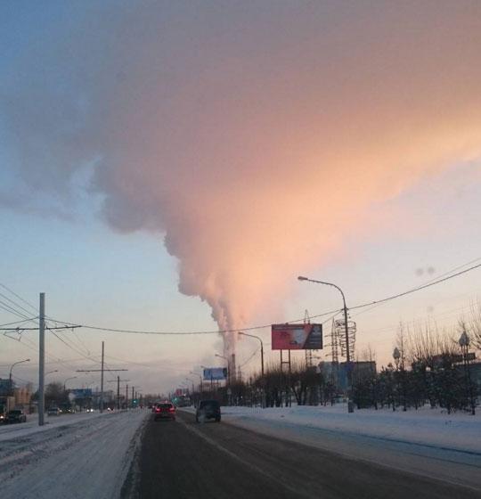 Этот ужасный Красноярск…