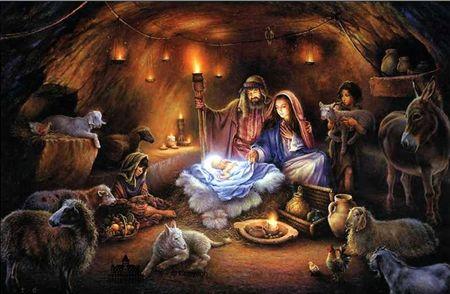 Поздравление Виктора Шпакова с Рождеством Христовым