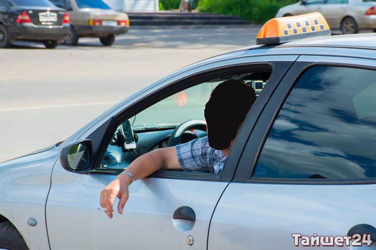 Тайшетские таксисты-нелегалы угомонятся после дождичка в четверг