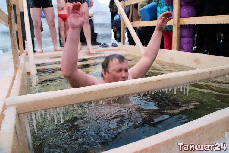 Крещенские купания пройдут 19 января на острове Шипичный близ Бирюсинска