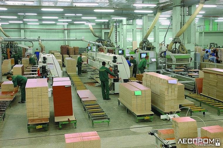 Корейцы хотят построить в Тайшете мебельную фабрику