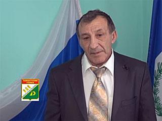 Новогоднее поздравление мэра Тайшетского района. Видео
