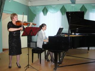 Нижнеудинская музыкальная школа претендует на победу в областном конкурсе фонда Тена