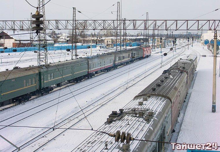 На реконструкцию станции Тайшет потратят семь миллиардов рублей