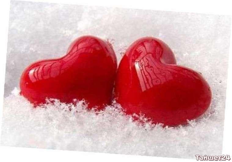 14 февраля — День Святого Валентина. А вы верите в любовь?