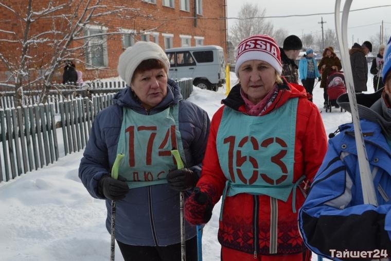 В Шиткино прошли лыжные гонки памяти Валерия Щапова