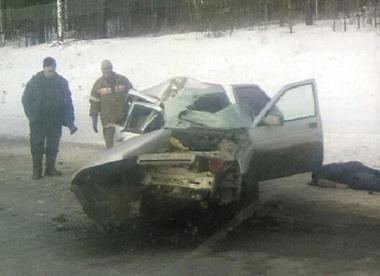Водитель «Жигулей» погиб в ДТП с фурой в Нижнеудинском районе
