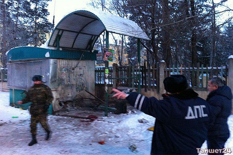 Организатор взрыва на остановке в Ангарске получил 13 лет строгого режима
