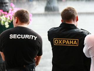 Частным охранникам хотят передать некоторые функции полицейских