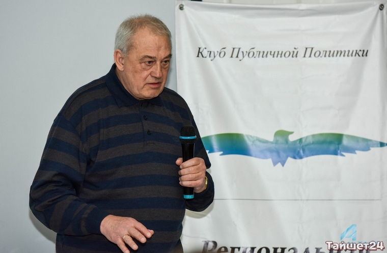Борис Говорин — о Мезенцеве, Ерощенко, Левченко и группах влияния, «раздирающих» Иркутскую область