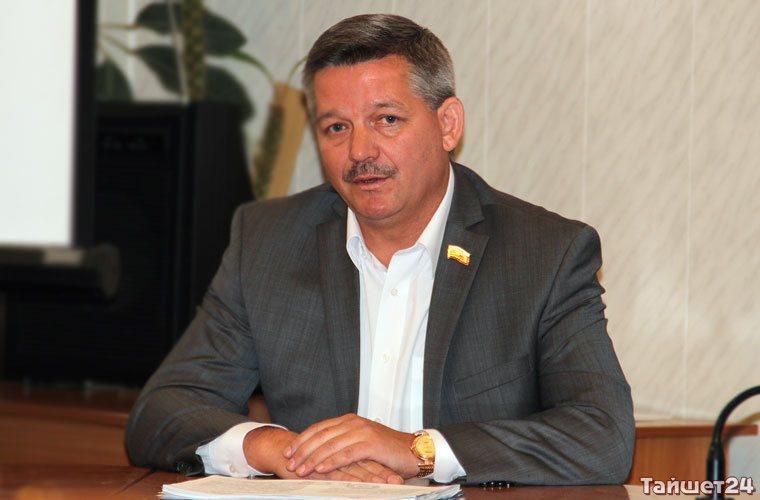 Единороссы провели приём граждан в Тайшете