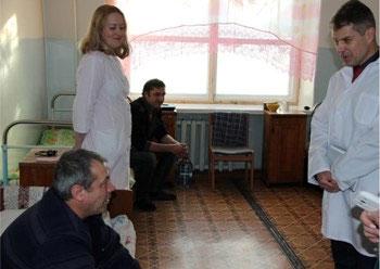 Минздрав пообещал чунским врачам разбор полётов