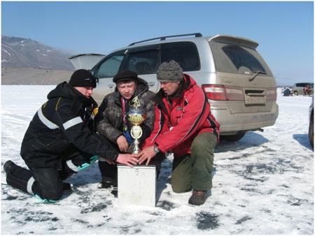 В селе Старый Акульшет пройдут соревнования по подлёдному лову рыбы