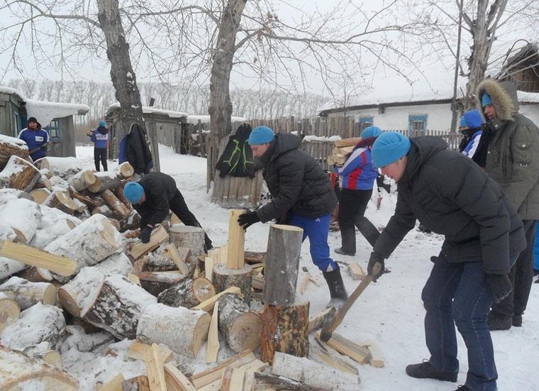 В Тайшете высадится «Снежный Десант»
