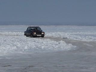 В Тайшетском районе закрыли два зимника