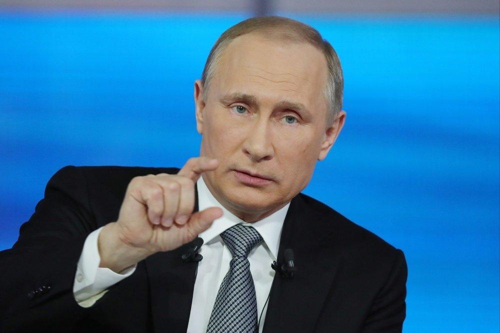 Путин рассказал об отношениях с бывшей супругой