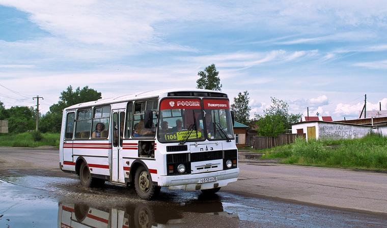 В праздничные дни в Тайшете остановятся маршрутки