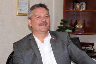 Игорь Милостных поздравляет тайшетцев с праздником Весны и Труда!