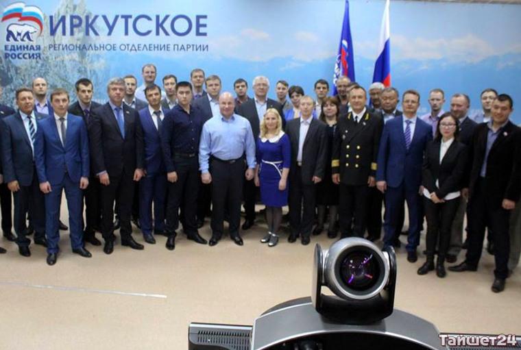 Сергей Тен: В Иркутской области проходят конкурентные предварительные выборы