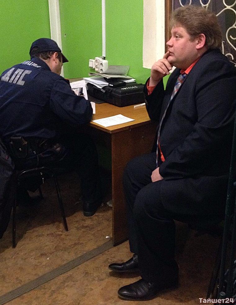 В Чуне депутата районной думы задержали за вождение без прав