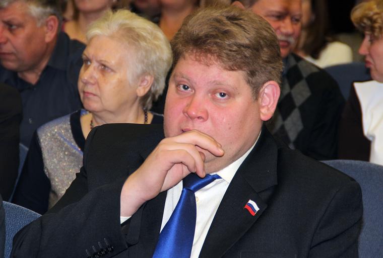 Чунского депутата Романа Дурницына посадили на 7 суток