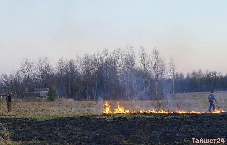 В майские праздники Виталий Кириченко будет пристально следить за соблюдением противопожарного режима
