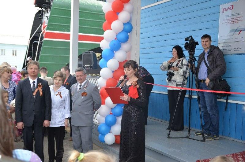 Комната трудовой и боевой славы ВСЖД открылась в Иркутске