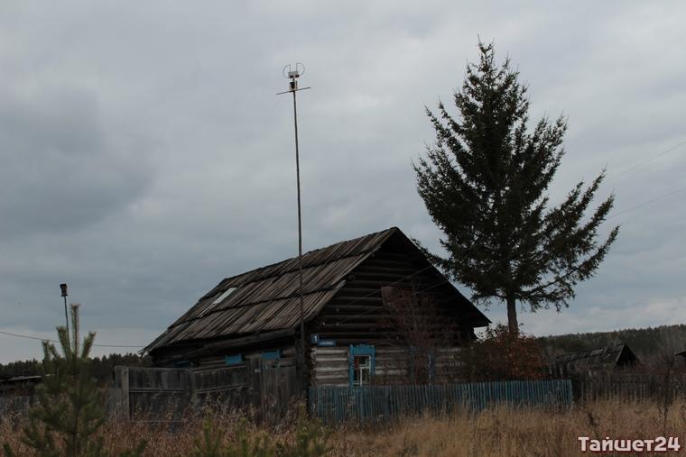 В Тайшетском районе больше 6000 человек остались без электричества