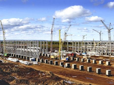 В «РусАл» назвали стоимость завершения строительства завода в Тайшете