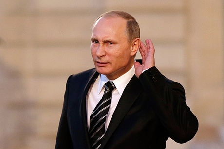«Левада-центр»: деятельность Путина на посту президента одобрили 81% россиян