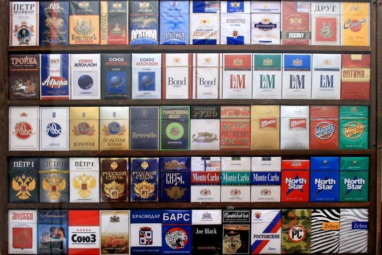 С 1 июля вводится запрет на продажу сигарет более 20 штук в пачке