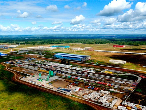 В «РусАле» назвали стоимость завершения строительства завода на Тайшете — 700 млн долларов