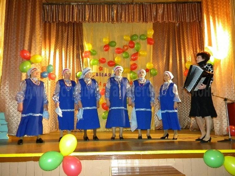 Берёзовские бабушки