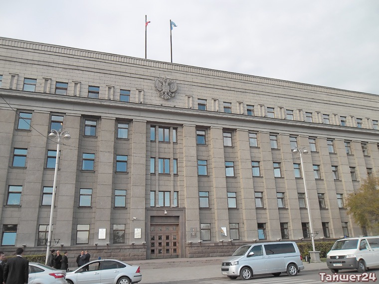 В Иркутской области собирают подписи за отставку Левченко и введение прямого президентского правления