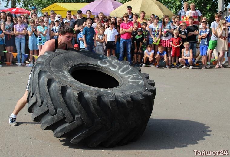 В третьей декаде июля в Тайшете пройдёт несколько массовых спортивных мероприятий