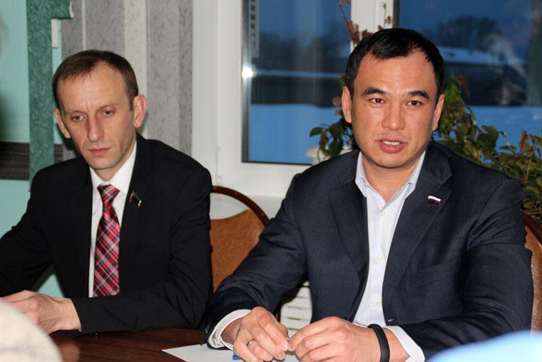 21 июля Сергей Тен выдвинулся в Госдуму, а Евгений Пискун – в мэры Тайшетского района