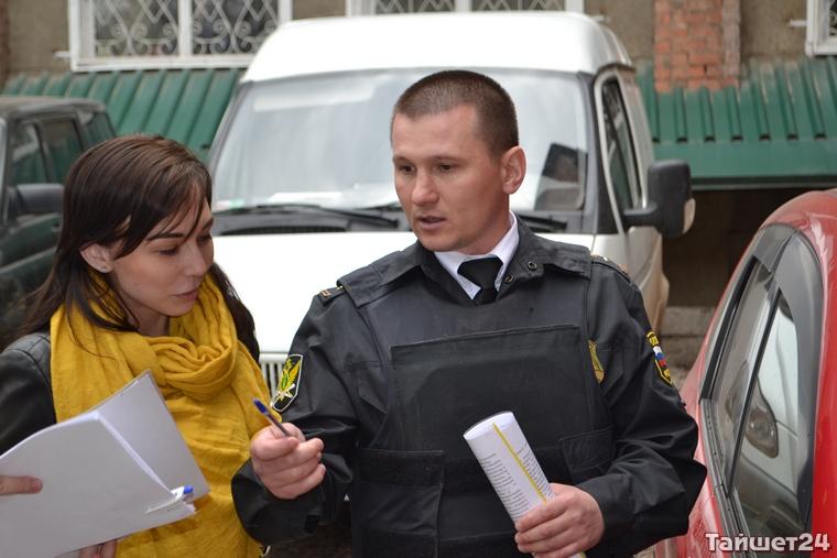 У жителя Нижнеудинска изъяли машину за вождение в пьяном виде