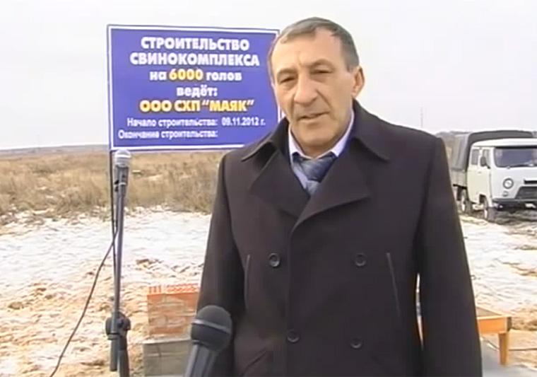 Мэр Тайшетского района В.Н. Кириченко - там же.