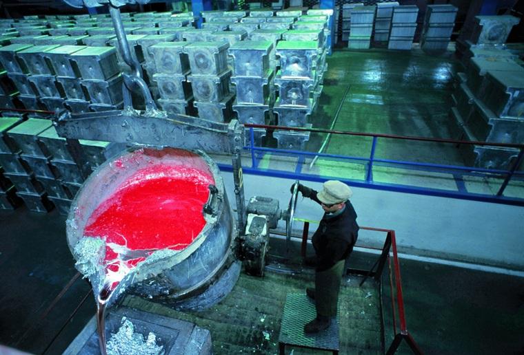 Rusal опять заговорил о разморозке строительства Тайшетского алюминиевого завода